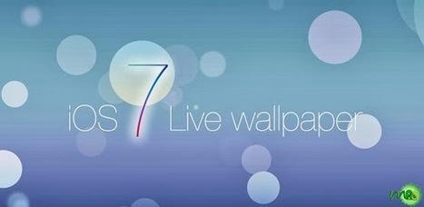 iOS 7 Live Wallpaper 3D PRO 1.4 APK   Nawarny.com   Scoop.it