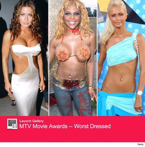 The Worst Dressed Stars of MTV Movie Awards Past! - Sexy Balla | Daily News About Sexy Balla | Scoop.it