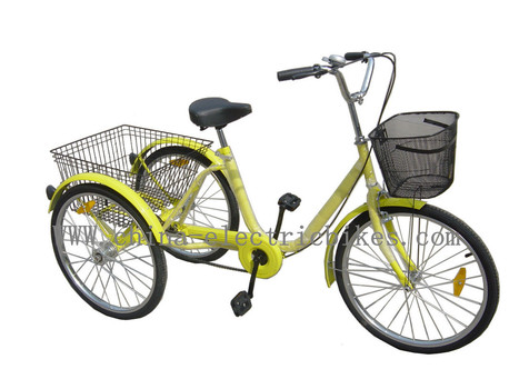 #Three #Wheel #Electric #Tricycle  http://www.china-electricbikes.com/key-three-wheel-electric-tricycle-37/ | 3 wheel tricycle | Scoop.it