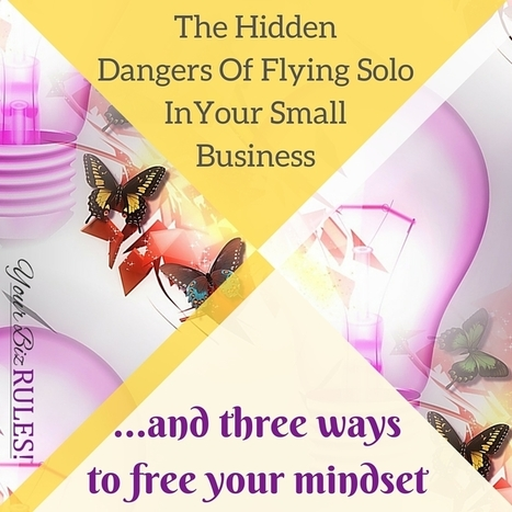 The Hidden Dangers Of Flying Solo In Your Small Business | Daily Clippings | Scoop.it