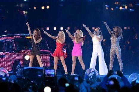 Protostar: JO : la cérémonie de clôture fait revivre les Spice Girls | Starsnews | Scoop.it