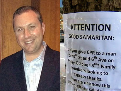 Good Samaritan Saves a Life, Disappears | It's Show Prep for Radio | Scoop.it