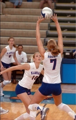 Pass. Set. Hit.- Volleyball and How it Relates to Physics: How Does Playing Volleyball Benefit Your Health?- post 5 | NicoleA3 | Scoop.it