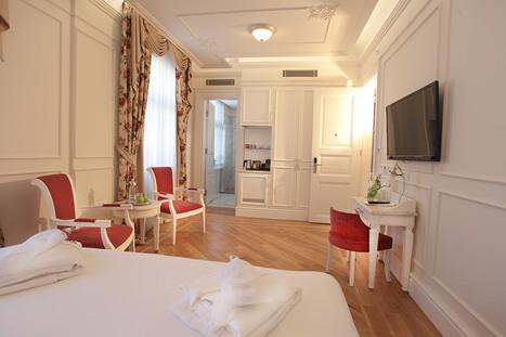 Cukurcuma Hotel | Corinne Hotel Istanbul | Scoop.it