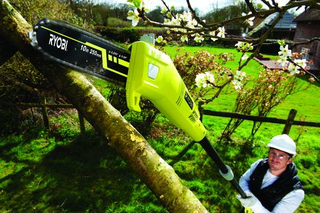 C- Deux outils électriques longue portée signés RYOBI®   Bricolage   Scoop.it