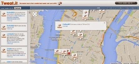 Maps Mania : un blog de cartes interactives | Les outils d'HG Sempai | Scoop.it