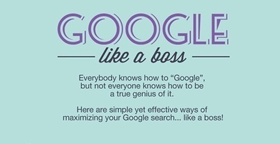 Infographic: Quick Tips to Search Google Like a Don | Social Media and Digital Communication | Scoop.it
