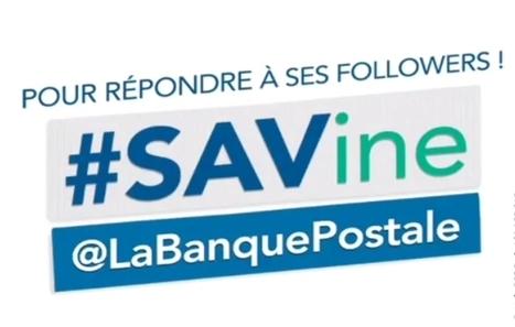 SAV de la Banque Postale : quand Vine s'en mêle   communication marketing   Scoop.it