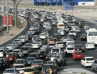 Is your property being affected by the Dubai Traffic? | IS Real Estate | Scoop.it