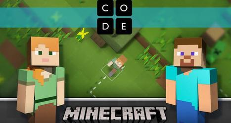 Microsoft y Code.org lanzan un tutorial para aprender programación con Minecraft | EDUDIARI 2.0 DE jluisbloc | Scoop.it