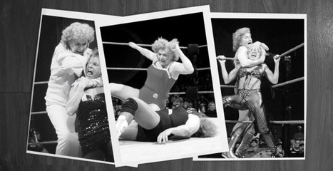 Former WWE Diva Mae Young Dead at 90 - ExploreTalent | Reality TV | What To Do to be a Expert Dancer | Scoop.it