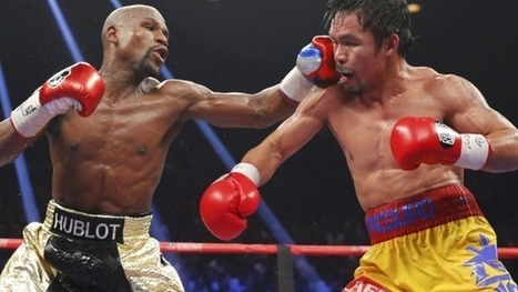 Tiger Woods no longer the richest golfer as Floyd Mayweather tops Forbes rich list - FIGUEROAS FRAMEWORK (Structural Level)   CAC Senior HPE   Scoop.it