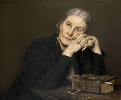 Bertha Wegmann - Artworks | Artistes d'hier, maîtres d'autrefois... | Scoop.it