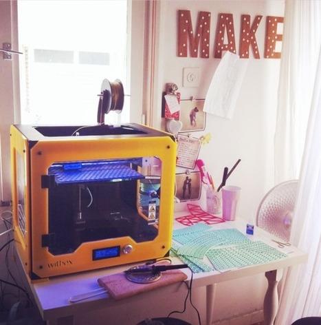 Artistes, stylistes, designers : quelles sont leurs imprimantes 3D préférées ? | FabLab - DIY - 3D printing- Maker | Scoop.it
