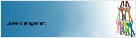 Leave Management Software - Holiday Management - Leave Application | GSC Webhrms | Scoop.it