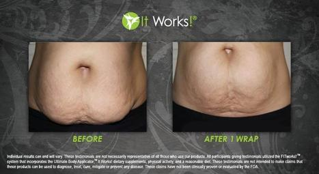 It Works Body Wraps | Health, Diet and Exercise | Scoop.it