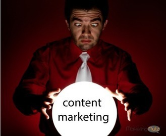Content Marketing Is Not A New Shiny Object Invented Via Social Media! | Business 2 Community | Data Nerd's Corner | Scoop.it