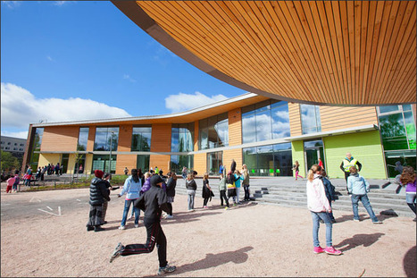 Finland Rethinks Factory-Style School Buildings | A New Approach to Learning | Scoop.it
