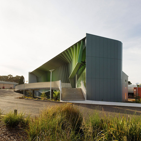 woods bagot: KIOSC green school in victoria, australia | Architecture Interior Design Good to Go! | Scoop.it