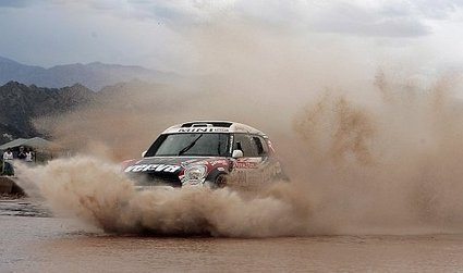 Abu Dhabi Desert Challenge: Polacy w doborowym towarzystwie - SportoweFakty.pl | Polski Off-road | Scoop.it