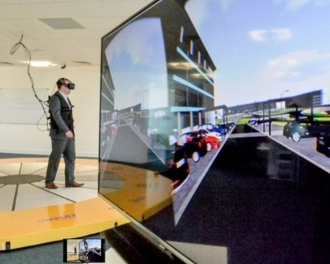 Visualisation Laboratory Uses Virtual Reality Tech To Find Solutions To Transportation Problems | cool stuff from research | Scoop.it