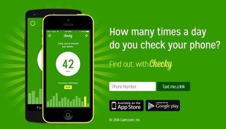 Combien de fois regardez-vous votre smartphone par jour ? - Blog du Modérateur | veille de geek | Scoop.it