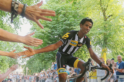 Une légende africaine sur le Tour de France | La-Croix.com - Sport - La Croix | Je, tu, il... nous ! | Scoop.it