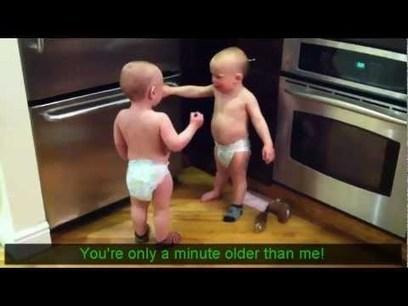 Talking Twin Babies | Internet Marketing | Scoop.it