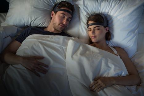 Innovation majeure pour l'amélioration du sommeil | Le Carrefour du Futur | Scoop.it