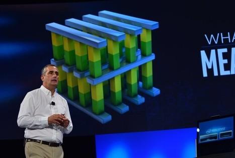 """Intel annonce """"la plus importante innovation depuis 25 ans""""   Design, Innovation et Marketing   Scoop.it"""