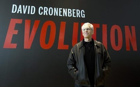David Cronenberg exhibition puts body horror in the flesh | 'Cosmopolis' - 'Maps to the Stars' | Scoop.it