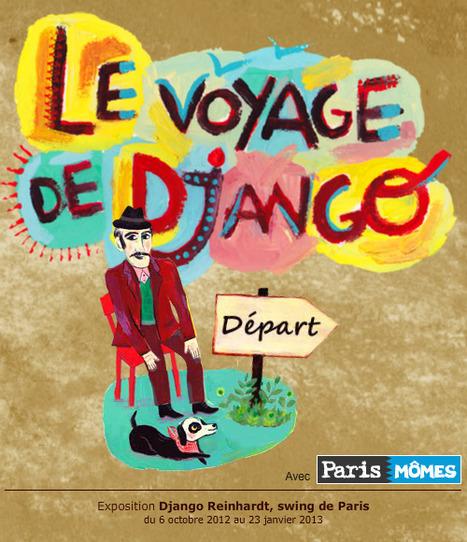 Cité de la Musique : Le voyage de Django | Ce qui nous intéresse...ailleurs... | Scoop.it