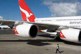 Qantas collision in Los Angeles causes millions of dollars damage | Lachtopus' Scoop — OHS Quest | Scoop.it