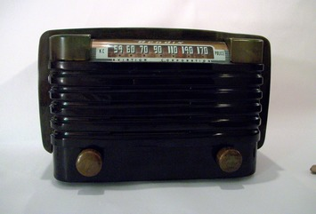 Green marbleized Catalin radio | Antiques & Vintage Collectibles | Scoop.it