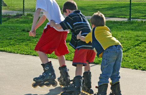Men's Health Dads : Big Kids : Fit Family Activity Plan | Raising Healthy, Emotionally Intact and Well-Rounded Children | Scoop.it