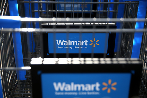Wal-Mart E-Commerce Gains on Amazon, Staples - U.S. News & World Report | Commerce for Grocery | Scoop.it