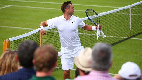 A man who had won $356 playing tennis this year just made $66,000 at Wimbledon | CLOVER ENTERPRISES ''THE ENTERTAINMENT OF CHOICE'' | Scoop.it
