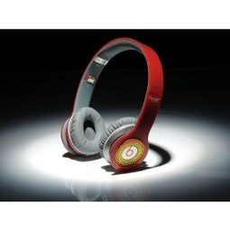 Beats by Dr. Dre Solo Diamond Colorful Headphones Red MB201 | CheapBeatsbyDreoutlet | Scoop.it
