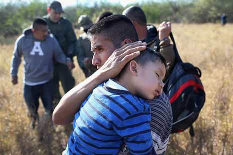 Number Of Unaccompanied Minors Detained At U.S. Border Continues To Rise | Community Village Daily | Scoop.it