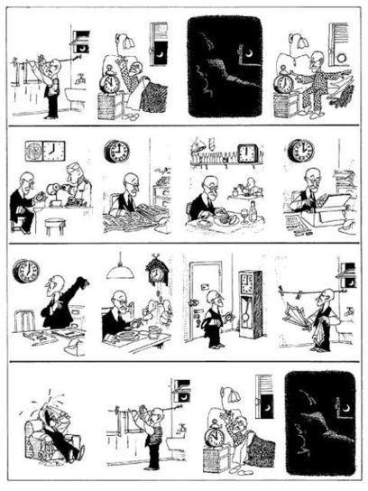 Rutina. Actividades cotidianas. Viñetas y cortos. | Español para los más pequeños | Scoop.it