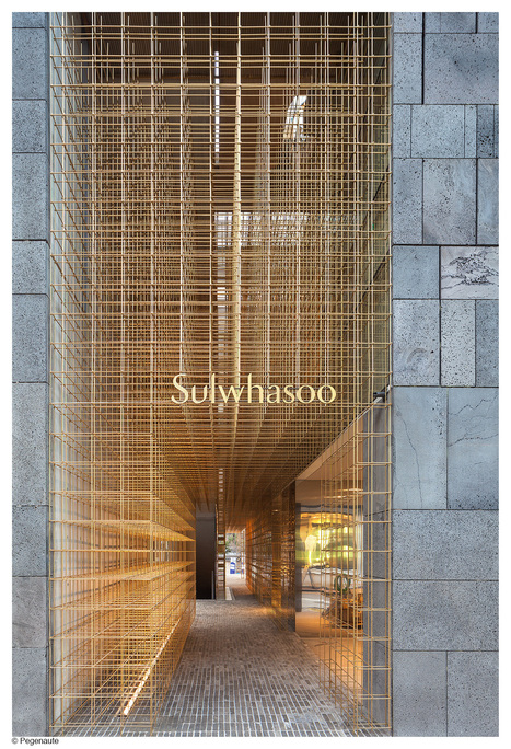 AMORE Sulwhasoo Flagship Store / Neri&Hu Design and Research Office | retail and design | Scoop.it