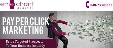 e-Merchant Digital Solutions Pvt. Ltd: Smart SEM Services - PPC Campaign Management | Digital Marketing | Scoop.it
