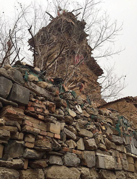 Chinese Man Builds 7-Story Home For Dead Brothers | Strange days indeed... | Scoop.it