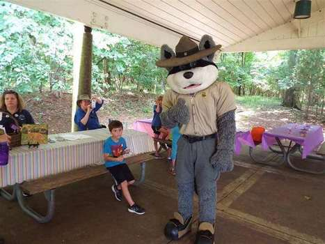 State park debutes interactive reading trail | Tennessee Libraries | Scoop.it