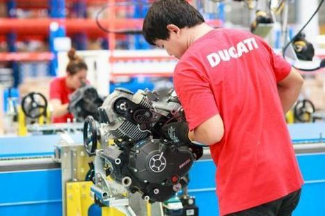 Ducati taps Asian demand | Ductalk Ducati News | Scoop.it