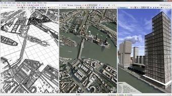 Esri France - Les solutions SIG et cartographiques - Esri lance la nouvelle version de CityEngine | AutoCAD | Scoop.it
