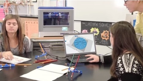 Dremel Dreams Curriculum is the Key to Inspiring Students in 3D Printing :: Bridget Butler Millsaps | Into the Driver's Seat | Scoop.it