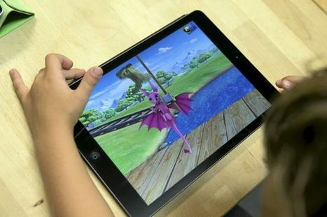 Technology geared toward the very young presents promise and pitfalls - The Reporter | Early Learning Development | Scoop.it
