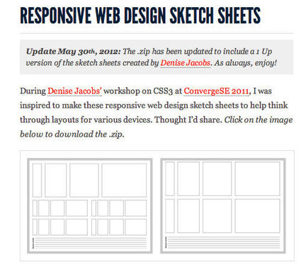 12 Helpful Tools for Responsive Web Design | Tools | Boîte à outils du Web | Scoop.it
