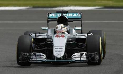 Lewis Hamilton poursuit son sans-faute à Silverstone en signant la pole devant Nico Rosberg | Auto , mécaniques et sport automobiles | Scoop.it